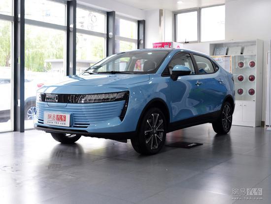 两年内推3款新车 欧拉品牌产品规划发布