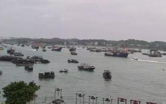 防城港船舶交通管理中心多措施保障渔船安全出港