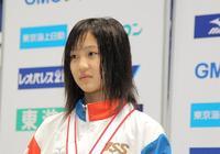 日本蛙泳公主一笑倾城