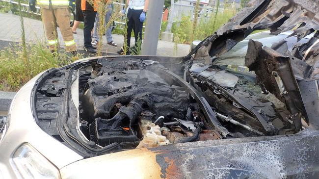 韩国汽车自燃事件呈扩大趋势
