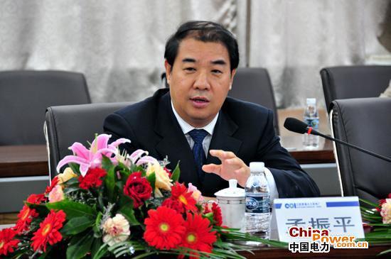 国电投集团总经理孟振平出任南方电网公司董事长