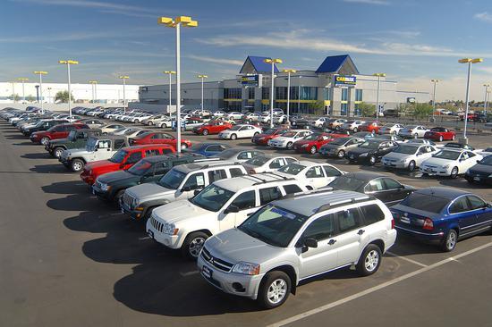 受供需与关税等多因素影响 美二手车市场罕见走高图片