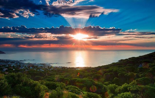 你向往美景和生活方式 南非都可以给你