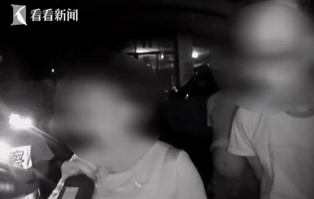 女司机酒驾为拖时间说警察太凶吓着她 自己先笑场