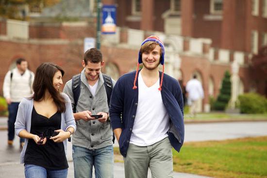 美国高等教育院校有哪几个类型?