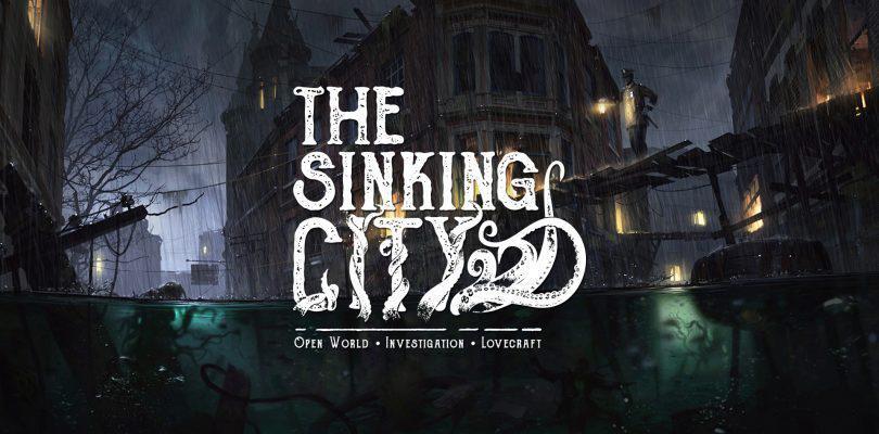 克苏鲁游戏《沉没之城》科隆预告 主角深陷无尽循环