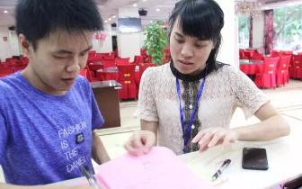东兴市市场管理局为开海节食品安全保障保驾护航