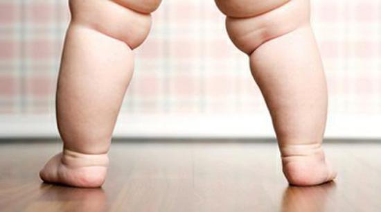 英媒:中国幼童太胖或因学习压力大