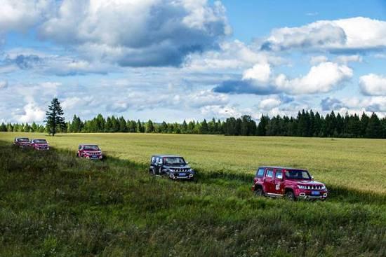 北汽越野车将体验进行到底 徐和谊以文化赋能品牌