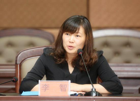 民盟贵州省委社会服务处副处长李智发言