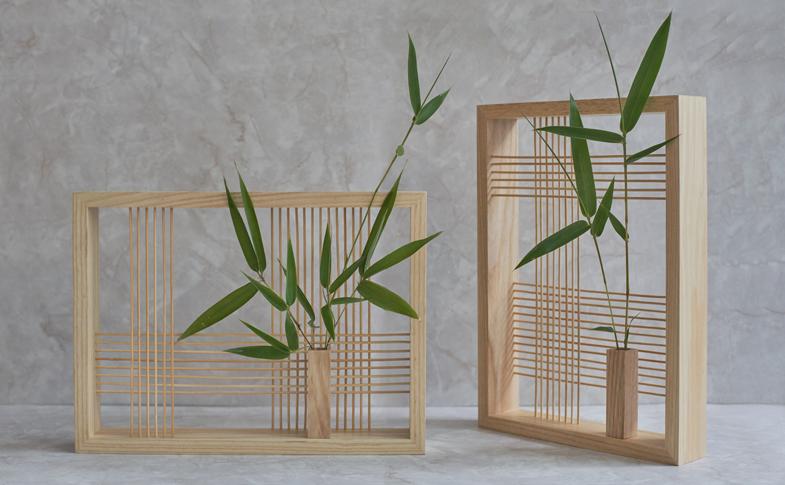 自然家,nature bamboo,竹家具,自然家居,瓷胎竹编,竹器