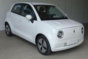 长城新能源车欧拉R1申报图