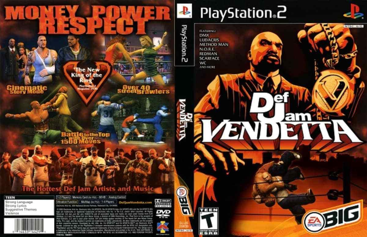 这款EA出品的格斗游戏,掀起了一场说唱战争