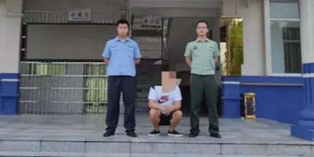 防城港江山发生游客被破车窗盗窃财物案