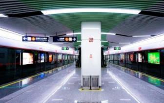 地铁2号线明年3月撤除围挡 沿线建22个公交场站
