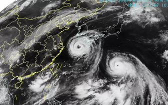 南海北部有热带扰动生成 将给福建带来明显降雨