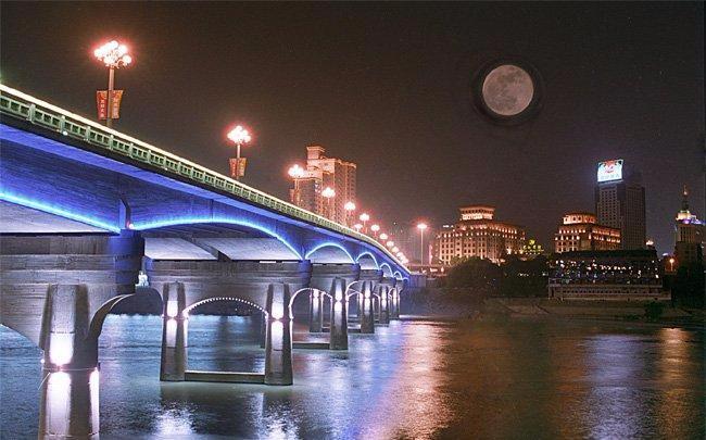 南宁采用PPP模式治理水环境 日赏繁华夜赏灯景