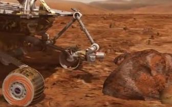 回顾勇气号 计划90天火星日寿命却坚持了2208日