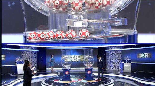 双色球第18098期开奖快讯:红球一组连号+蓝球13