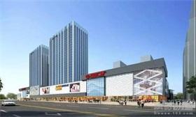 8月进度|万达广场建至四层,预计九月底封顶
