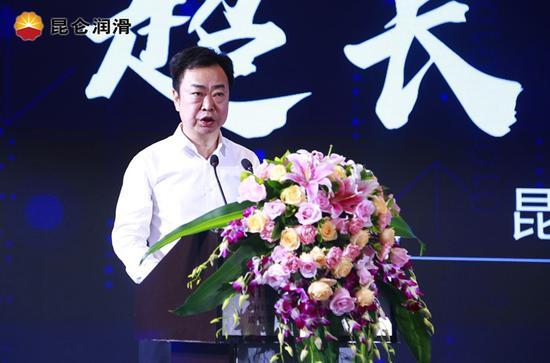 中国石油销售公司总经理付斌先生