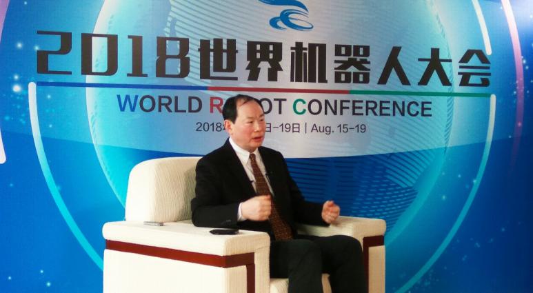 上海交通大学高峰:行走机器人到底有哪些用途?