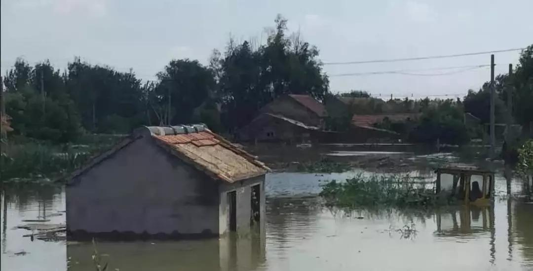 山东寿光因水库泄洪被淹 下游人民就该受灾吗?