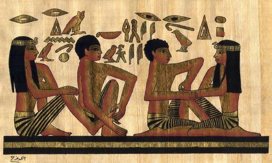 为避免滥杀妇孺,古埃及人竟用此物计算战功!