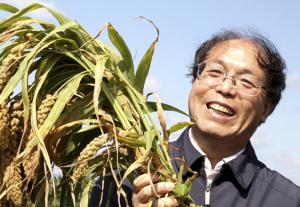 赵治海:有梦想,一粒种子也会创造奇