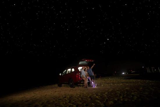 寻找曼妙的滨海星空 欧蓝德烟台观星之旅