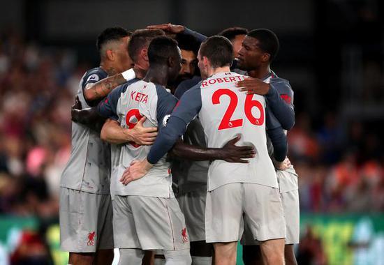 利物浦VS布莱顿前瞻:红军不是红魔 海鸥难延续神奇
