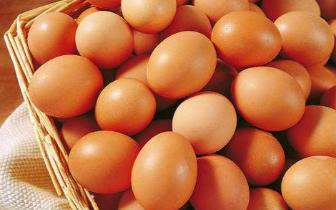 蚌埠市鸡蛋价格持续走高