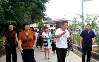 阳店镇:外出学习先进经验 助推美丽乡村建设
