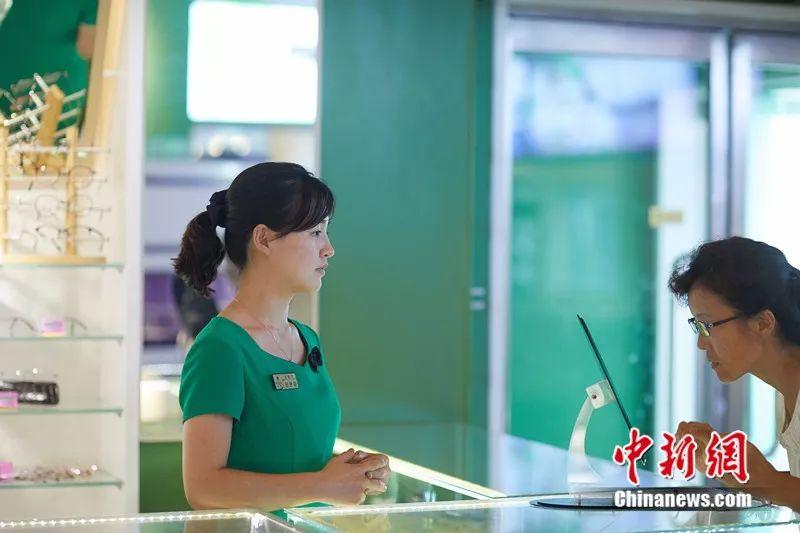 走进朝鲜:智能手机可上网 姑娘爱看《红高粱》