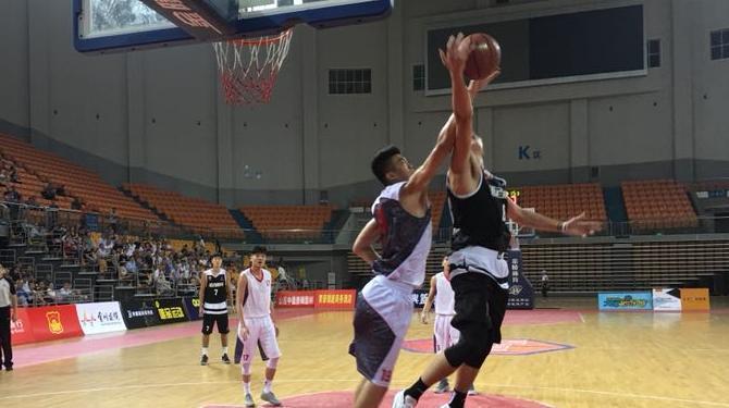 U21男篮:八一广东广厦新疆晋级全国四强