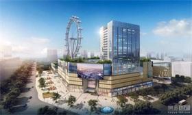 北中国首座摩天轮购物中心要来了!
