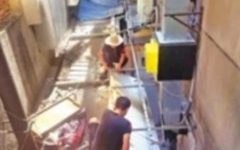 福州树兜路:精品幼儿园旁店面违建被拆