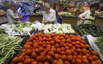 受气象灾害等影响,全国蔬菜鸡蛋等价格或震荡上行