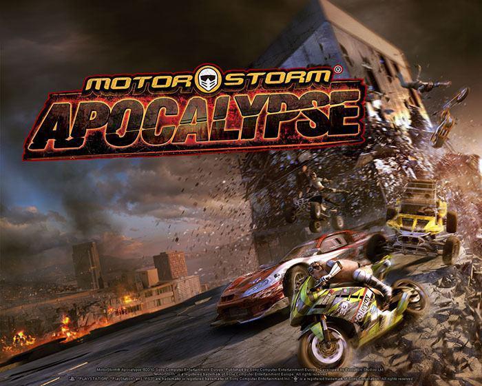 PS3经典赛车游戏《机车风暴3:启示录》关闭服务器