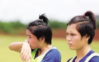 琼中女足教练谈队员入选中国U15女足:代表国家比赛 为海南争光