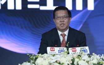 龙永图:应对贸易保护主义抬头 主要有两招