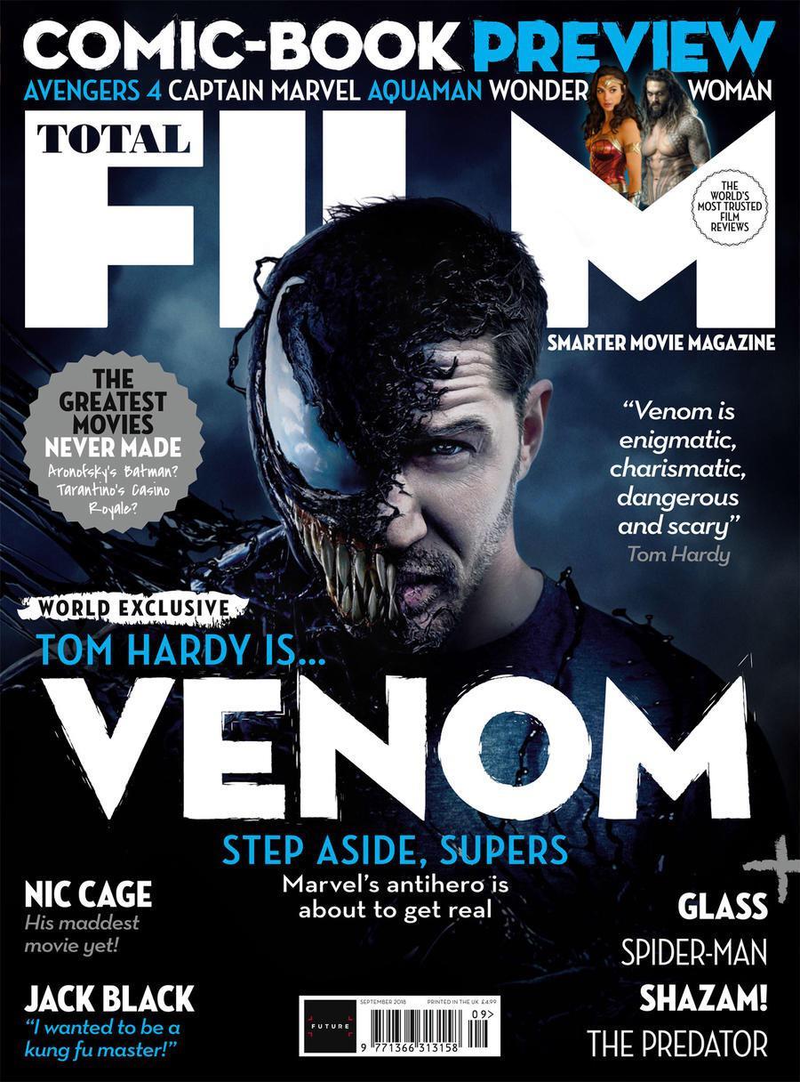 《Total_Film》封面