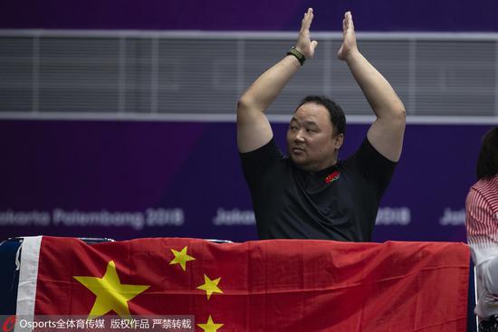 国羽主教练:女双和日本差距大 中国需要做好细节