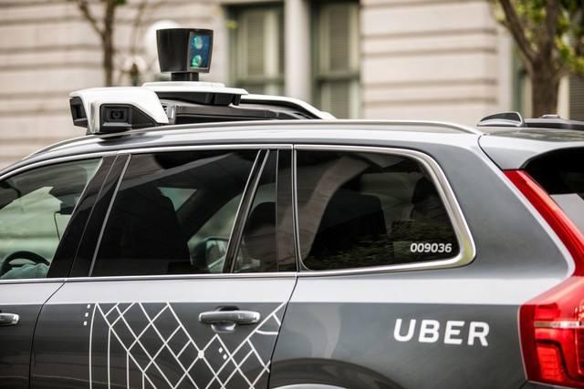 丰田投资Uber5亿美元 共同开发自动驾驶技术