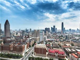 """中国最强的六个""""新一线城"""