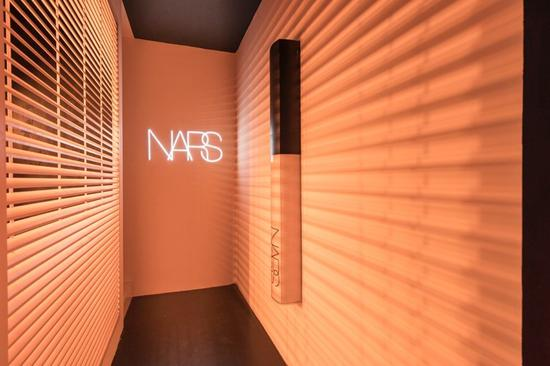 NARS强势入驻天猫,趣味互动引爆八月狂欢