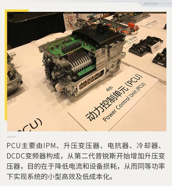 每一次都为更低能耗 丰田电动化技术简析