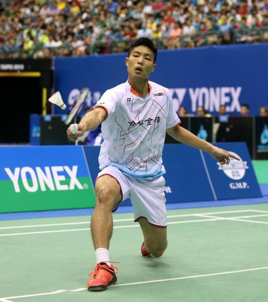 周天成获银牌仍不满足 李宗伟是榜样四年后再冲冠