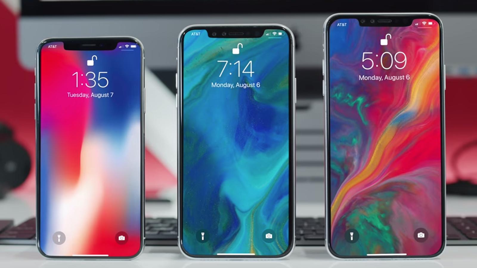 彭博曝光今年新iPhone:外观变化不大 名字仍是谜