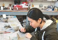 中国学子海外视频:讲述留学成长 激励旁人前行